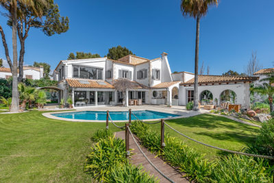 Mallorca Immobilien -Villa in Santa Ponsa